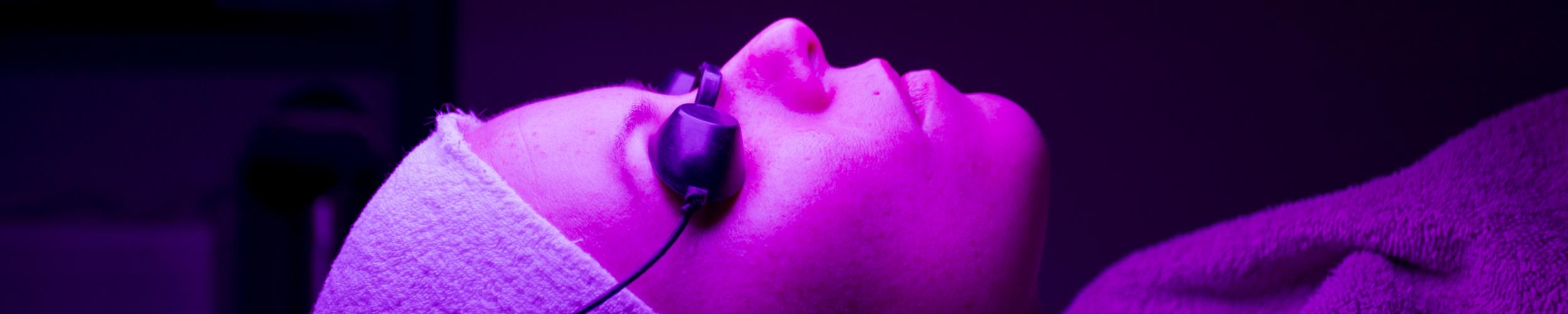 Collageen LEDtherapie